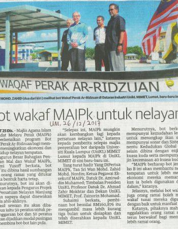 Utusan Malaysia 26122017