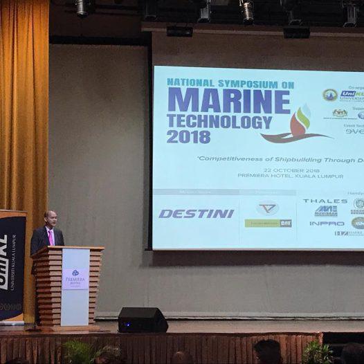 National Symposium of Marine Technology 2018 (NSMT2018)