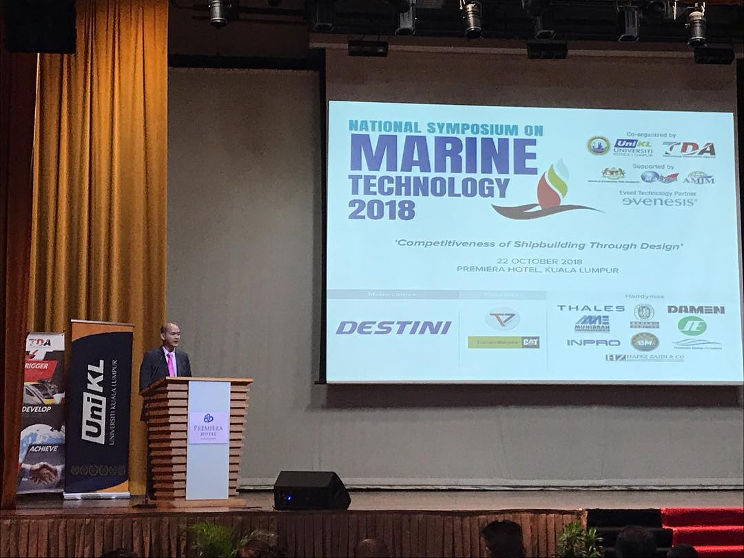 National Symposium of Marine Technology 2018 (NSMT2018)