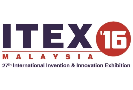 27th International Invention & Innovation Exhibition (ITEX 2016)