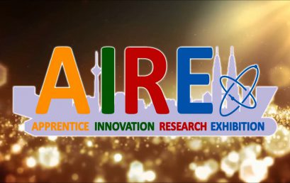 Apprentice Innovation Research Exhibition 2015 (AIREx 2015)