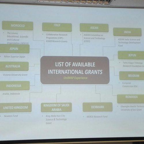 International Grant