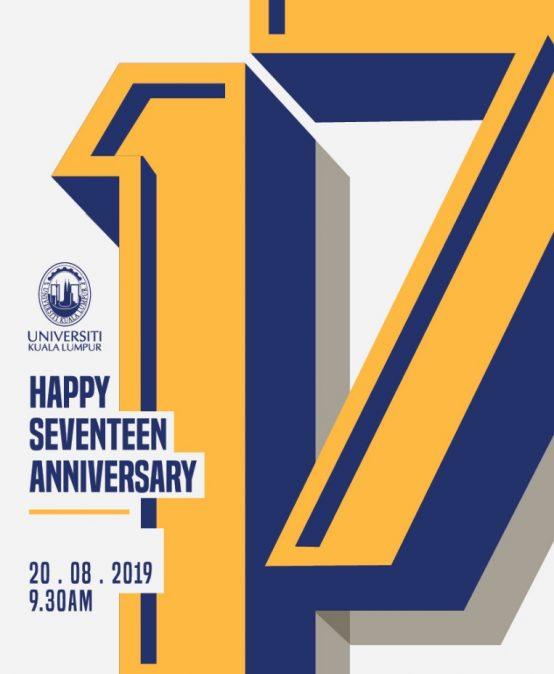 SAMBUTAN HARI UniKL 2019 (UniKL 17th ANNIVERSARY)