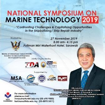 National Symposium on Marine Technology 2019