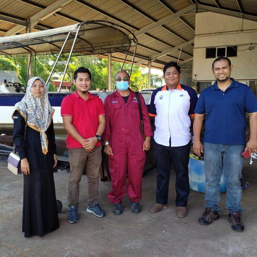 Lawatan Muhibbah Alumni Niaga (Alumniaga) UniKL MIMET #5 (23/9/2020)