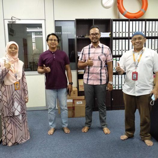 Lawatan Muhibbah Alumni Niaga (Alumniaga) UniKL MIMET #8 (24/9/2020)